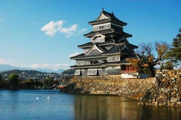 Keindahan Kastil Matsumoto