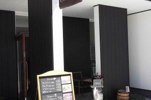 Quán Cafe Conversa