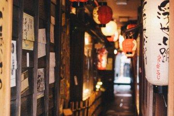 Thế giới ẩm thực ở Osaka