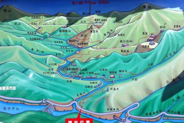 Niihama Ehime Japan Travel Japan Tourism Guide And Travel Map - Niihama map