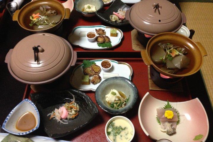Delightful, Traditional Onsen Hotel