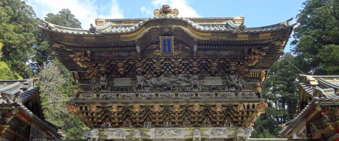 Portão Yomei-mon
