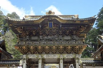 Tosho-gu Shrine's Secret Magic - 1