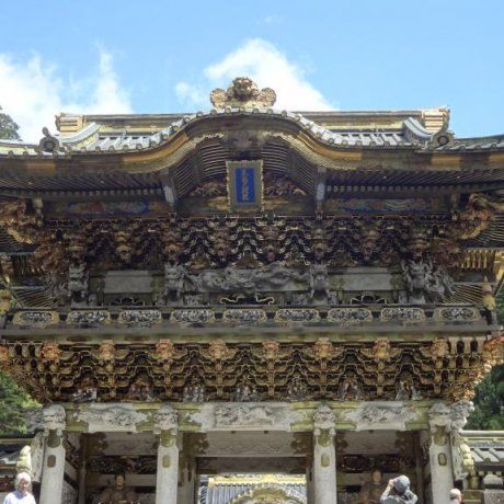 Tosho-gu Shrine's Secret Magic - 1