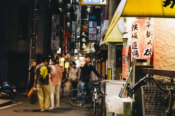 <p>Beautiful restaurants and side streets just minutes from the hotel</p>