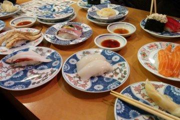 Shiogamakou Sushi
