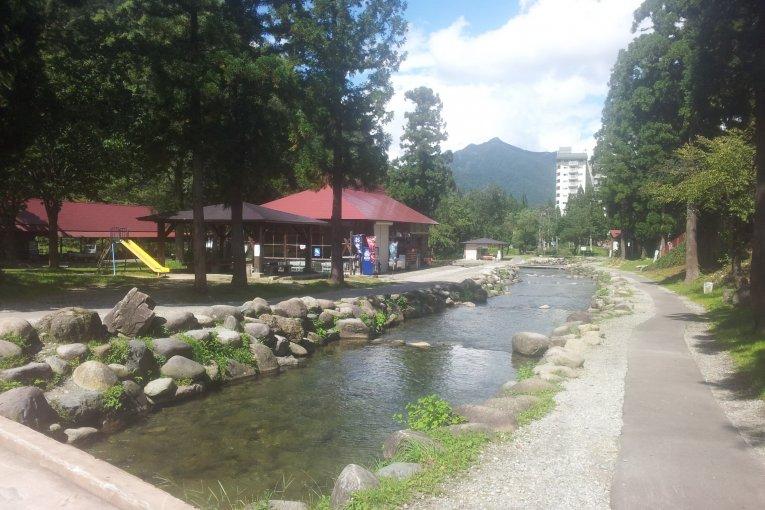 Yuzawa Fishing Park