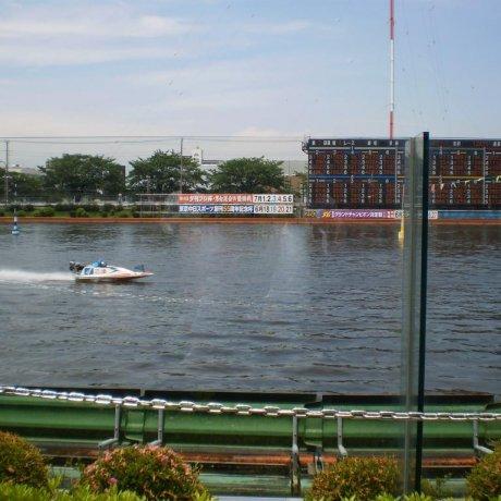 Saitama's Toda Boat Races