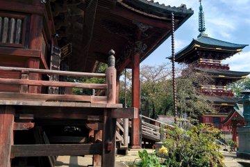 <p>Itabashi Fudouson Shrine</p>