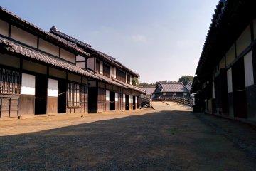 <p>Warp Station Edo</p>