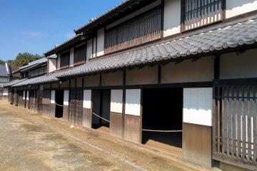 <p>Edo Townhouse zone</p>