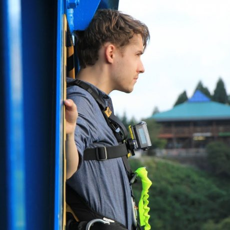 Challenge your Fears: Ryujin Bungy