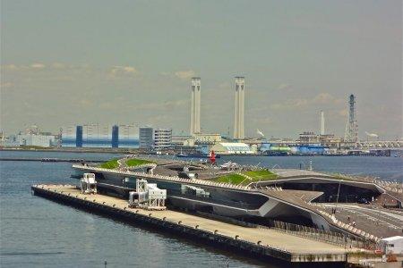 Cầu tàu Osanbashi