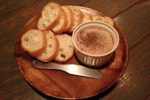Chicken mousse