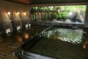 Main bath inside