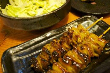 Ẩm thực nướng Torikizoku