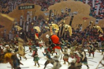 <p>Yukimura Tanada&rsquo;s troops versus Tadanao Matsudaira&rsquo;s troops</p>