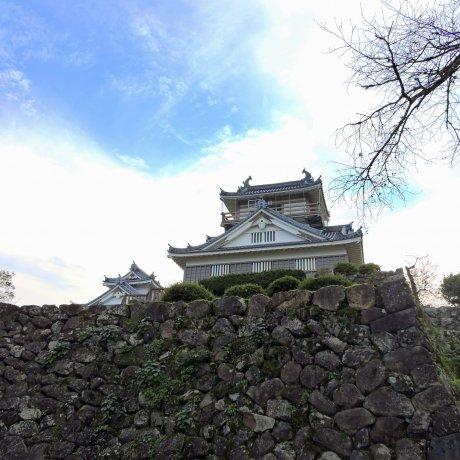 Echizen Ono Castle in Fukui