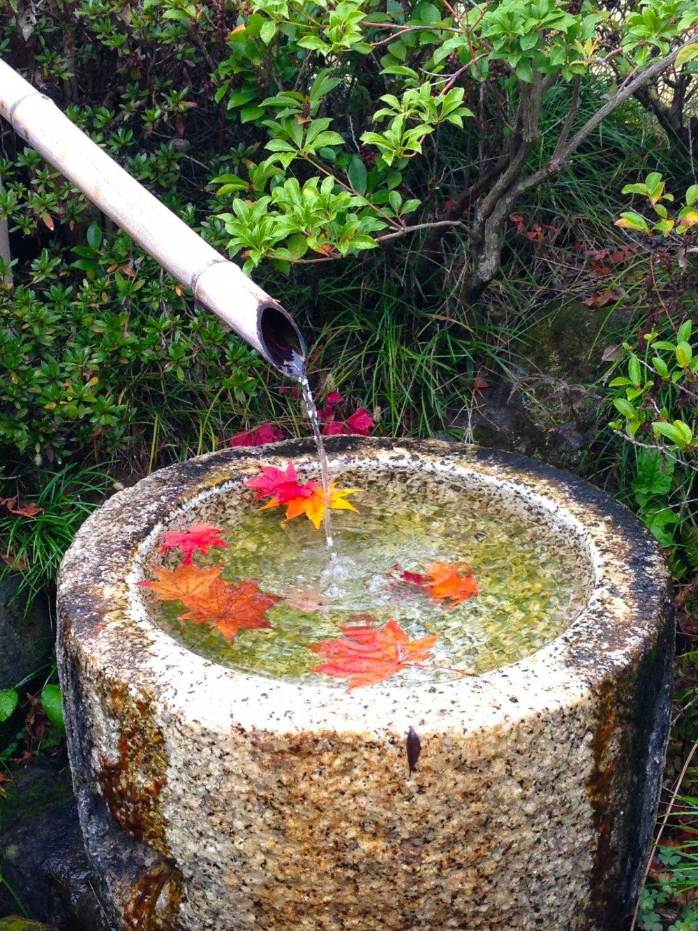Vòi phun nước truyền thống truyền cảm hứng ...