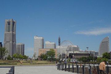 Yokohama's Zo-no-hana Park