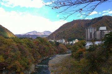 Kinugawa Onsen (鬼怒川温泉)