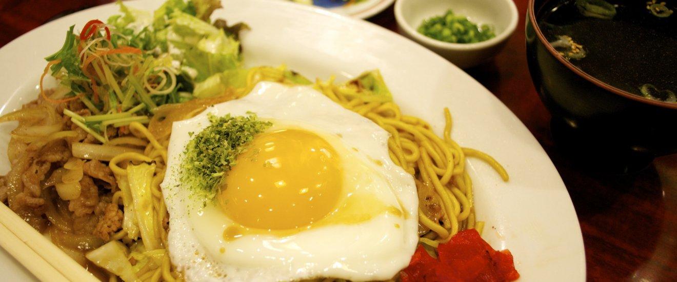 Delicious Yakisoba