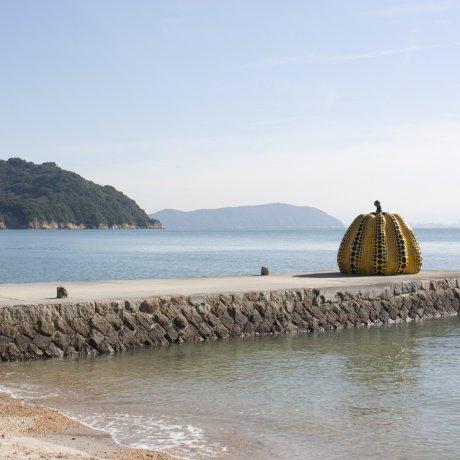 เกาะศิลปะแห่ง Naoshima (直島)