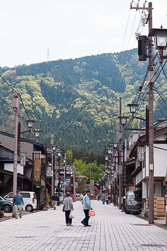 Nhiều bất ngờ dành cho bạn trên phố Yokamachi