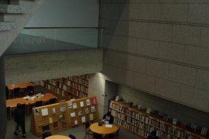 ห้องสมุดศิลปะ