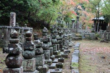 京都・嵯峨野「二尊院」参詣~3