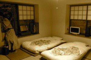 Hakone Room - Fuji Hakone Guesthouse