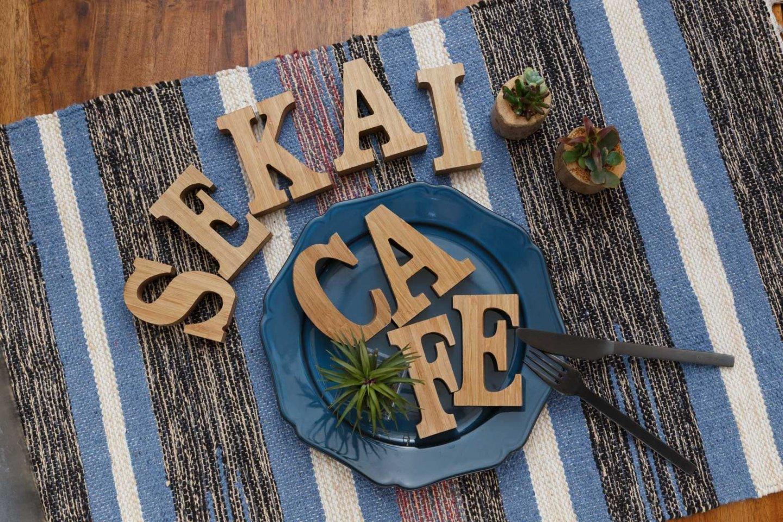 Welcome to Sekai Cafe