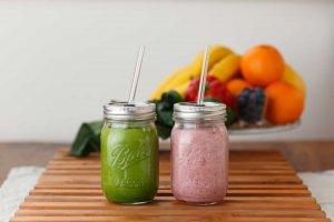 Sekai Cafe's healthy and fresh smoothies