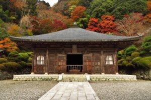 Ungenji's main building