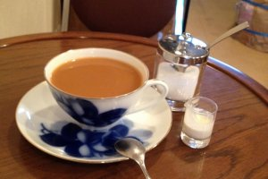 Cup of specialty coffee - Coffee Note