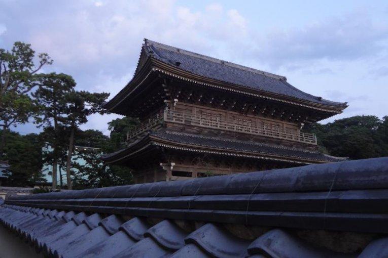 Chùa Komyo ở Kamakura