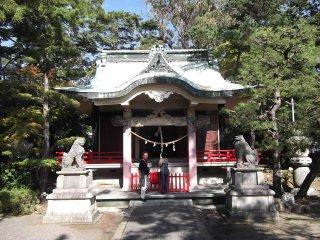 Здание храма