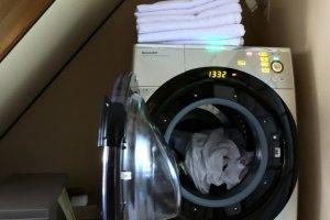 신기했던 세탁기