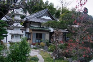 Beautiful Japanese-style property
