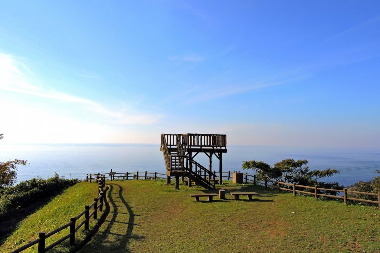 Echizen Cape Observation Deck