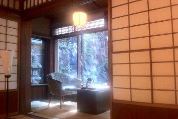 Хиирагия: рёкан в Киото