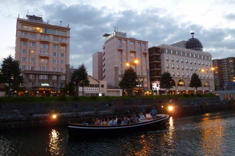 Khách sạn Sonia ở thành phố Otaru, Hokkaido