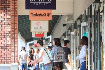 <p>消费者的购物天堂</p>