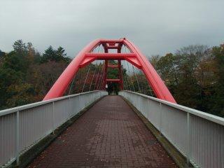 Cầu Wareiwa xinh đẹp