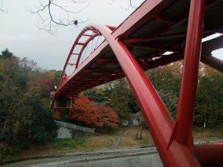 Thưởng thức thị trấn nhỏ Saitama