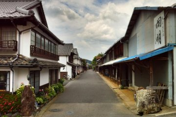 Unomachi Historic Street