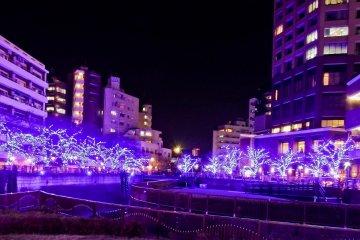 Tokyo's 'Blue Grotto' Illumination