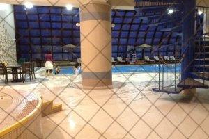 Club Med: бассейн