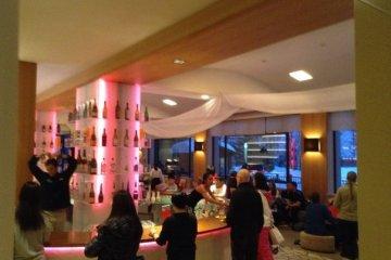 <p>Club Med: Бар с бесплатными напитками</p>