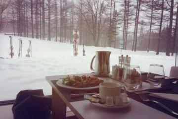<p>Club Med: идеальный ланч</p>